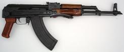 AK-47, Polish Under Folder