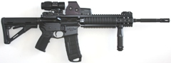 Colt LE6920 Tactical Package