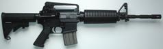 AR-15 Rifle, COLT LE6921 (SBR)